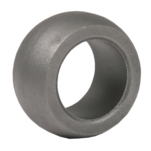 Sintered Iron Spherical Bearing, Unmounted  - 12mm, part number 12M12, 12 Series, primary image