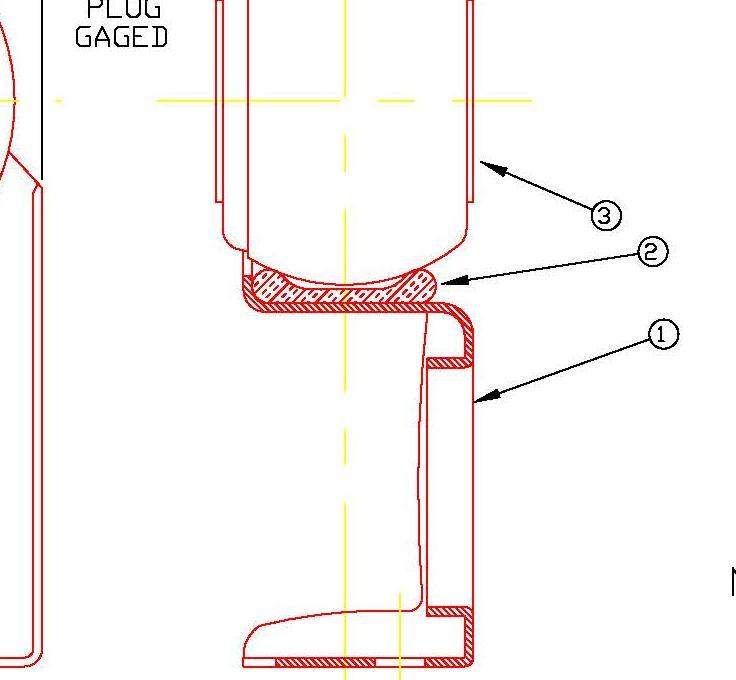 Hanger Bearing 3954