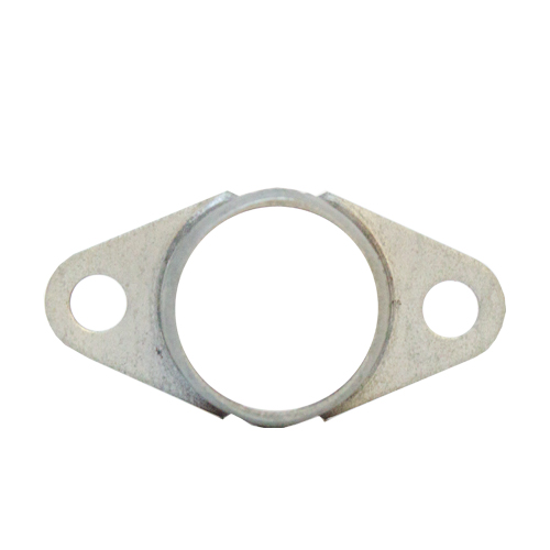 Steel 2 Bolt Flange Bearing Mount, 16 Gauge