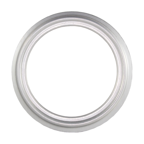 "Galvanized Steel Round Lazy Susan Turntable Bearing, 20 Gauge  - 6"", part number 6C2501, 6LS Series, primary image"