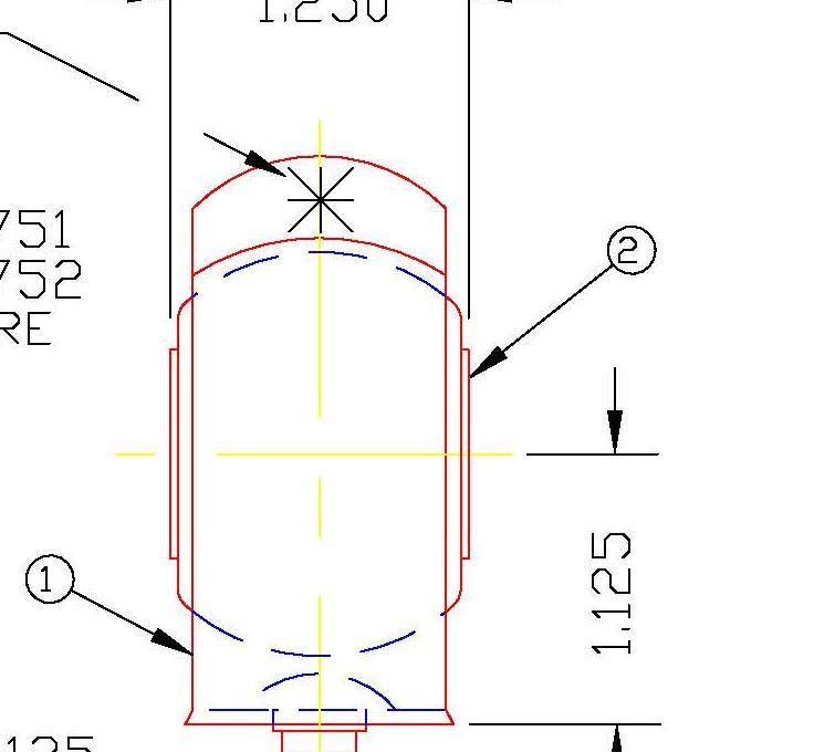 Clamshell Bearing AJH12G