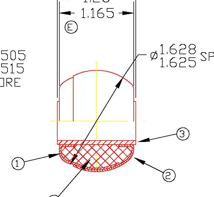 Spherical Bearing D12F