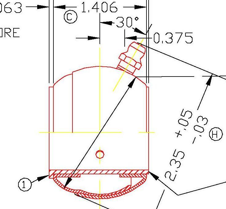 Spherical Bearing E18J