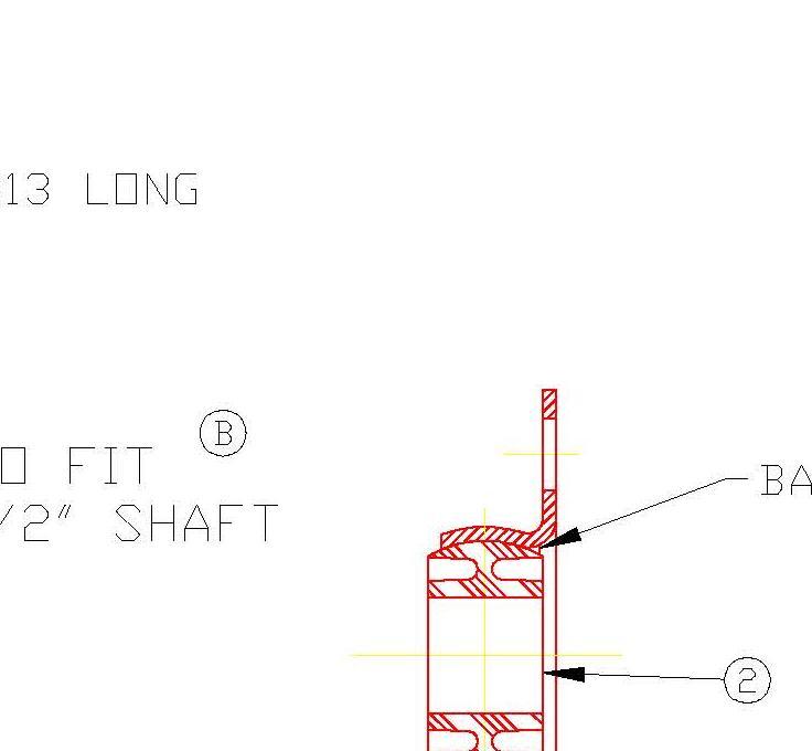 Flange Bearing FSN8