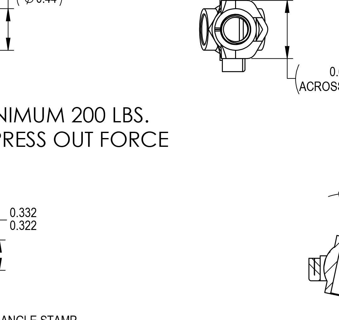 Spherical Rod End Bearing Heim Joint R05R11112