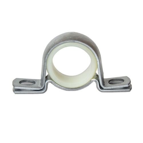 Molded Nylon Bearing Ball 2 Bolt Pillow Block Bearing, 16 Gauge -  3/4""